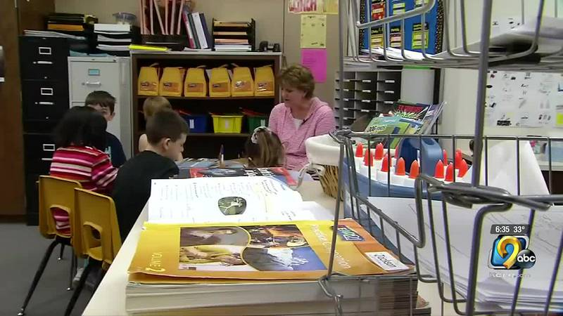 The Iowa Association of School Boards is working to find a long term solution for teacher...