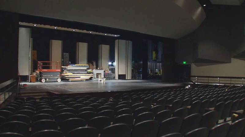The 806-seat Solon Center for the Arts is only a few years old and still a gem of culture for...