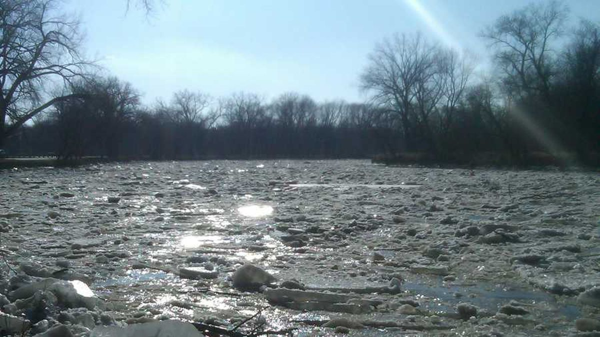The Raccoon River (KCCI-TV)