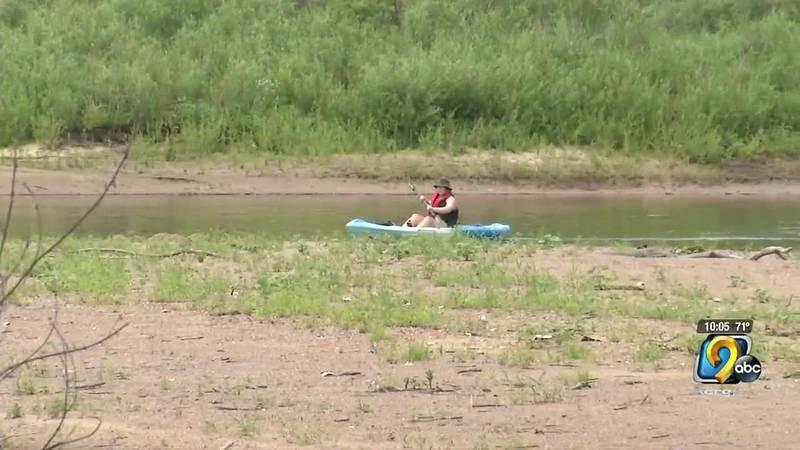 Wapsi Kayaker