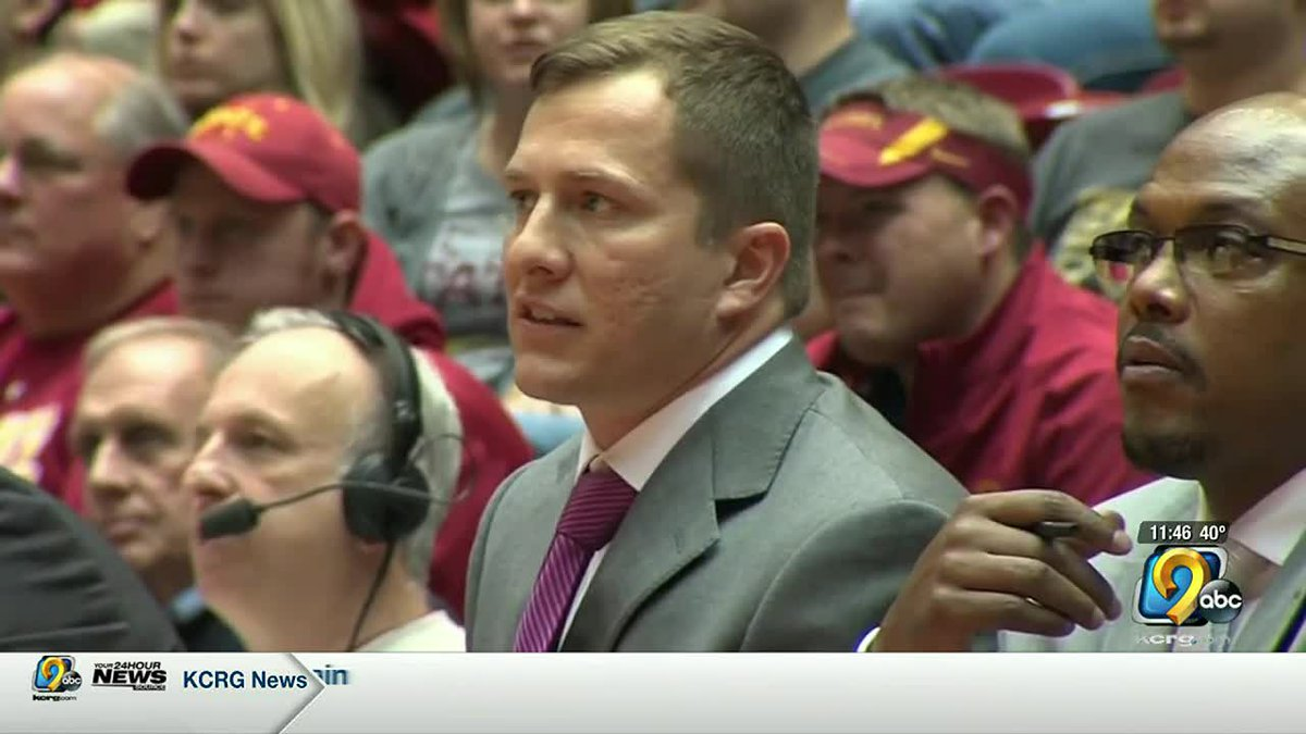 Iowa State announced T.J. Otzelberger will be the next head coach of its men's basketball team.