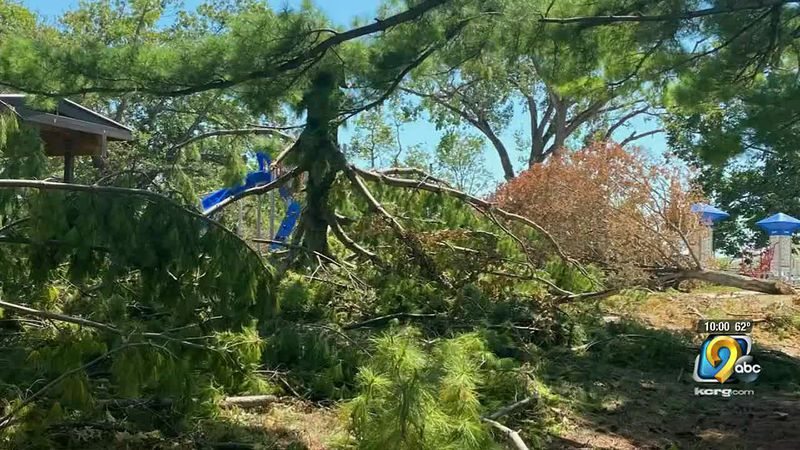 People still in need of debris cleanup