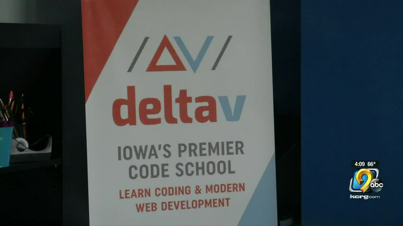 Newboco launched DeltaV to help Iowans who lost their job during the pandemic.
