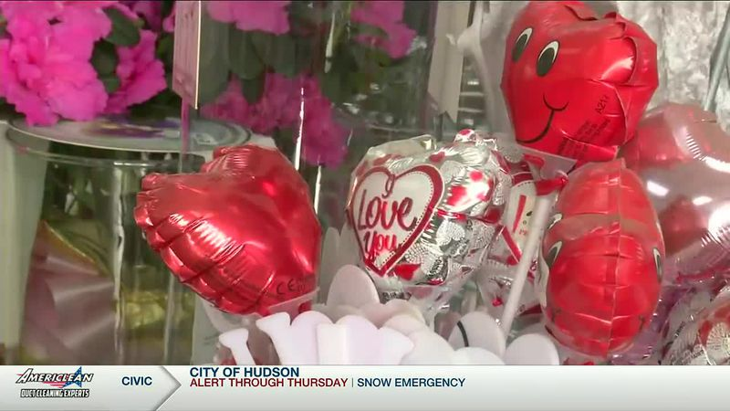 Florists say Valentine's Day will look different amid pandemic