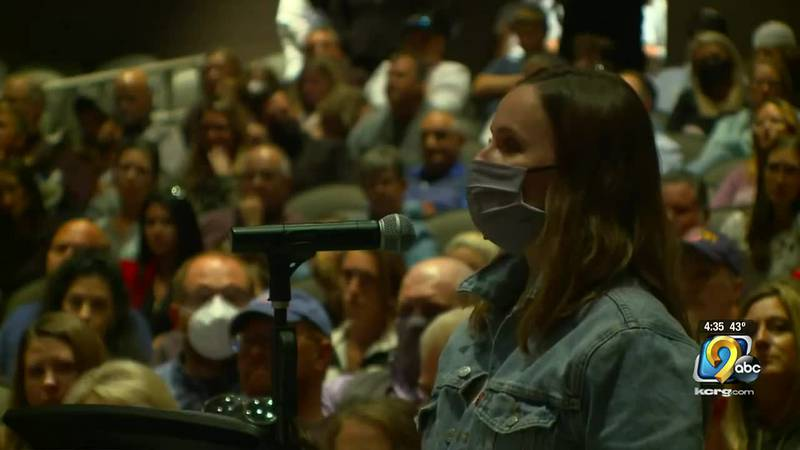More than 1,300 parents in the Ankeny Community School District signed a petition threatening...