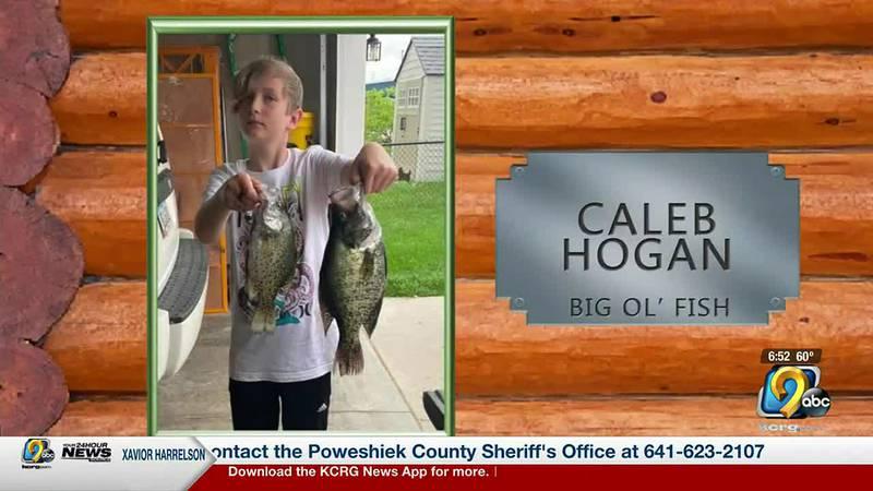 John's Big Ol' Fish: Sunday, August 1, 2021.