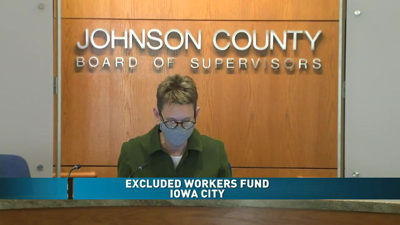 Activists make demands for how they want Johnson County Covid relief money spent