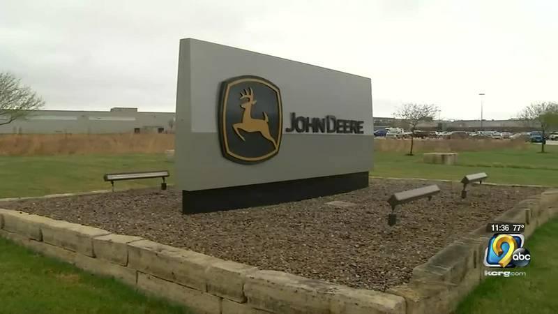 John Deere and the union representing its workers have agreed to extend the current collective...