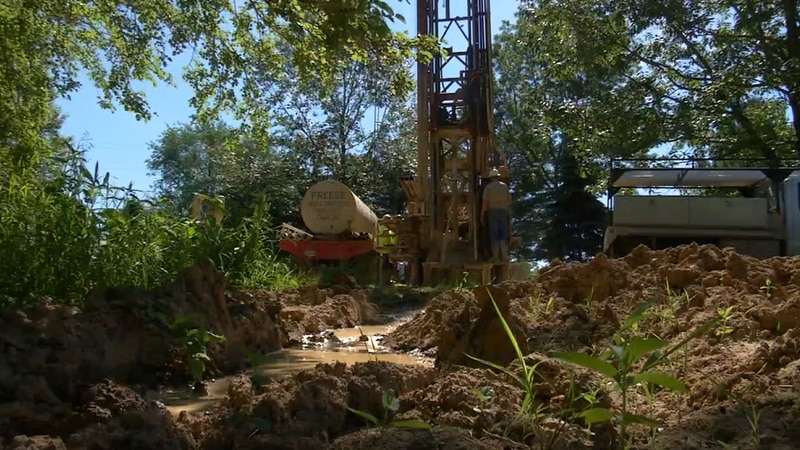 Well drilling companies expect uptick in service requests amid dry conditions