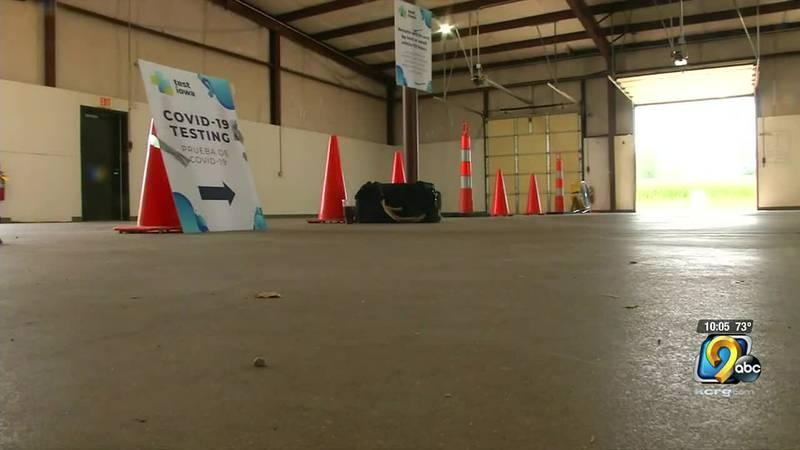 Linn County Test Iowa location closes