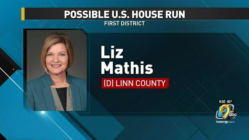 Liz Mathis