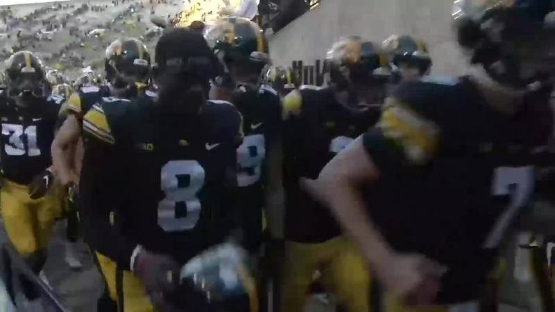 Iowa faces a homecoming surprise, loses to Purdue 24-7