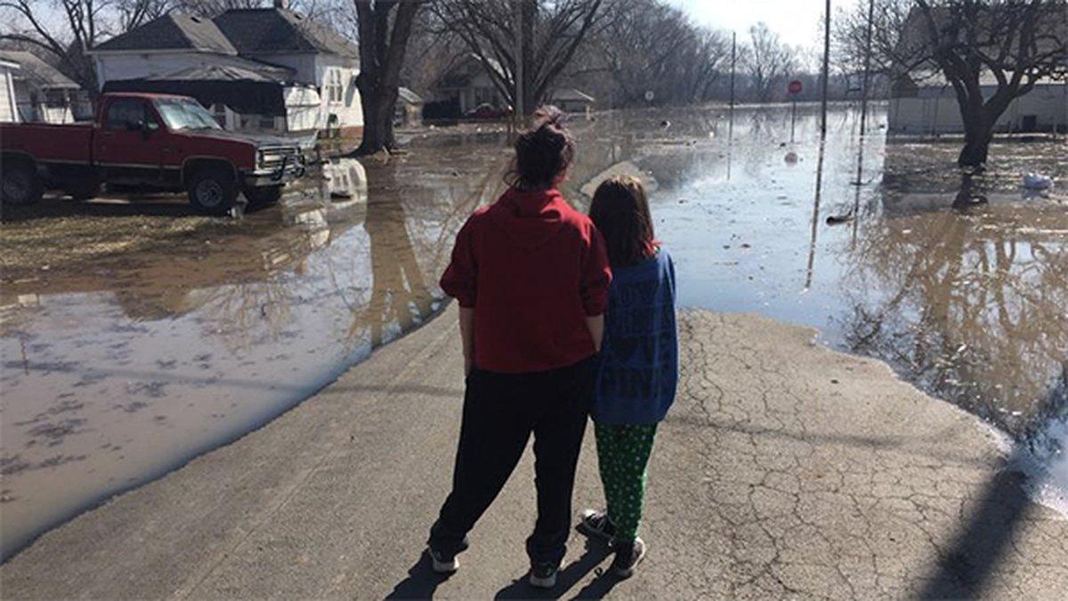 Nebraska flooding (WOWT-TV)