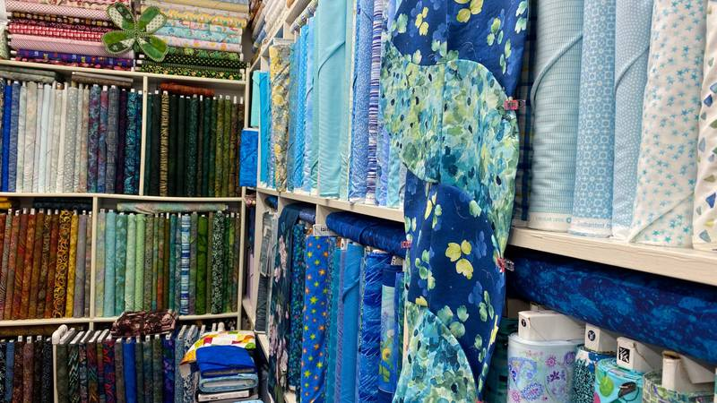 Connie's Quilt Shop in Marion has been in business for 28 years
