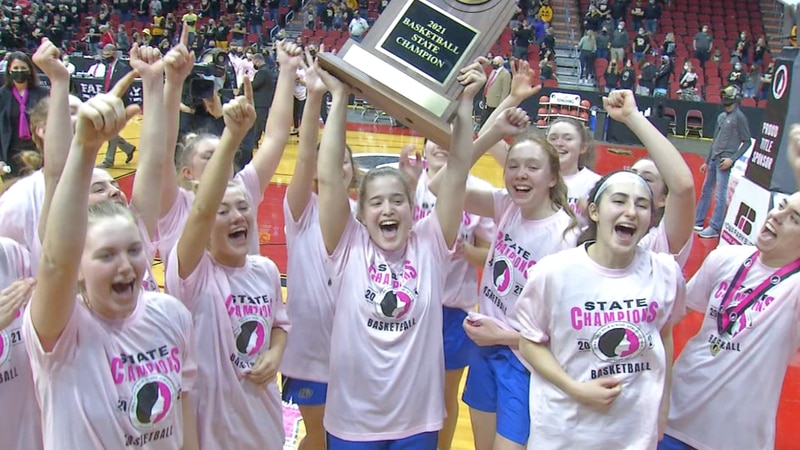 DNH rallies to beat Maquoketa Valley for 2A title