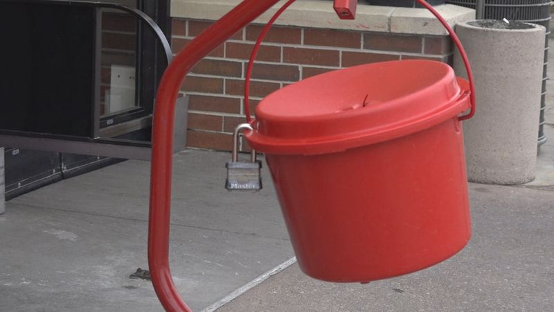 The Salvation Army's annual red kettle campaign helps provide funds for anything from food for...