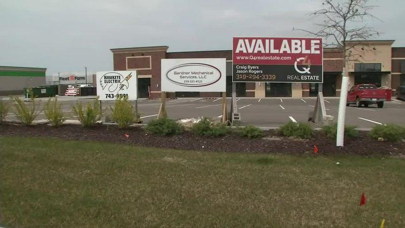 Vacant buildings await new opportunity in Cedar Rapids