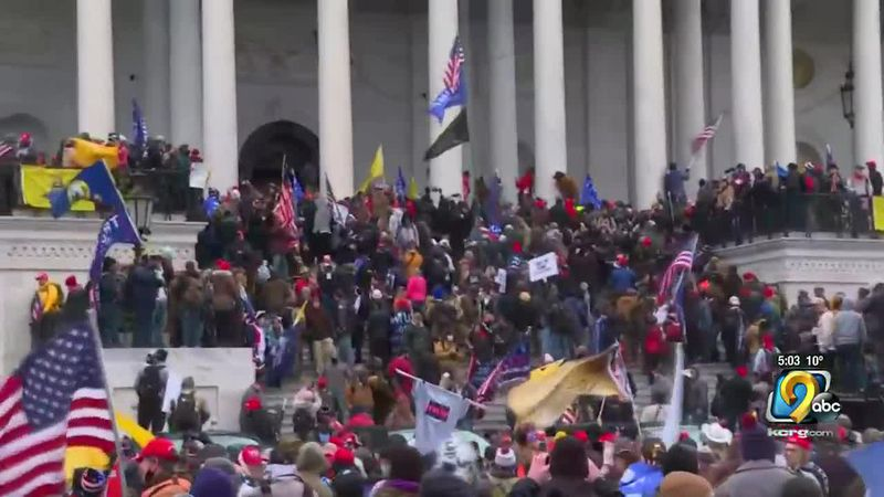 There are now 120 people charged in connection to the deadly riot at the U.S. Capitol more than...