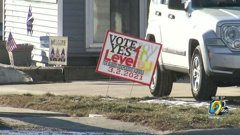 Marion voters approve $31 million school bond to fund major upgrades across the district