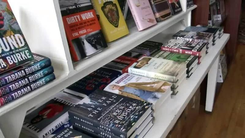 National paper shortage impacting Eastern Iowa bookstores.