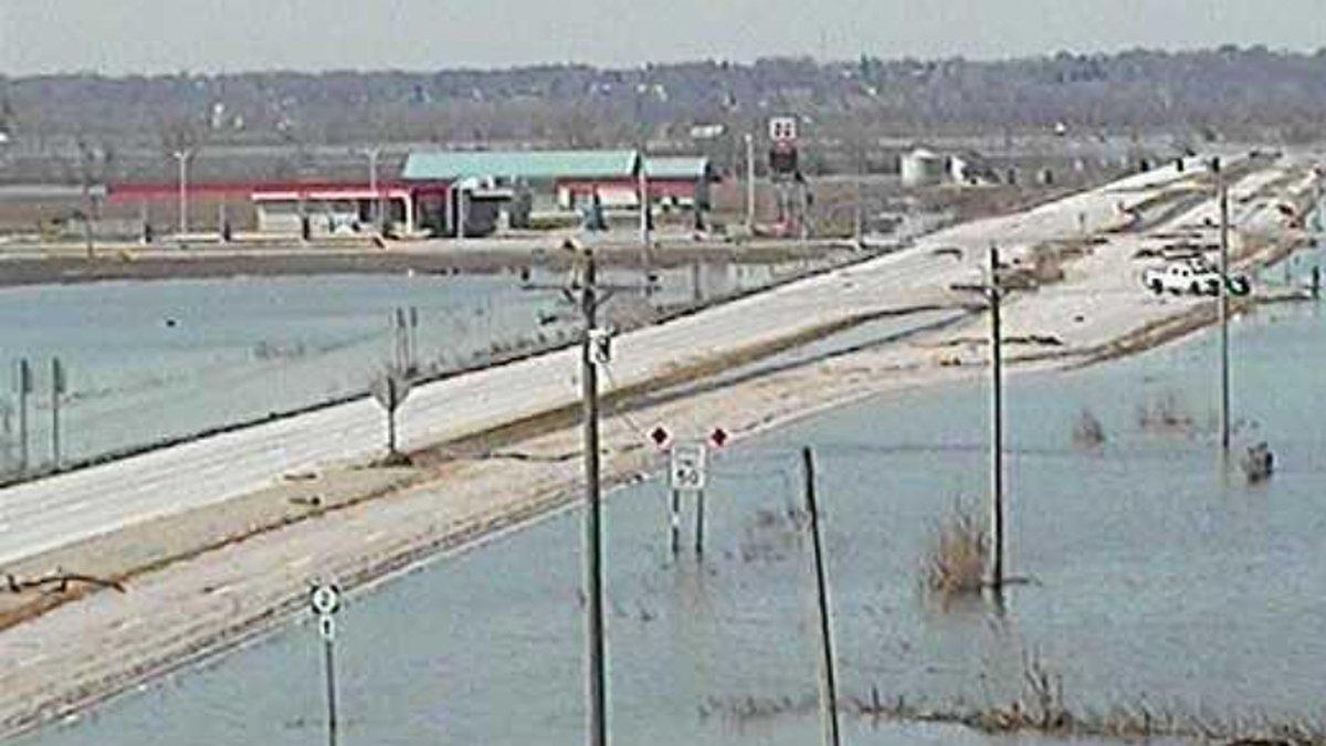 SB I-29 at Sidney