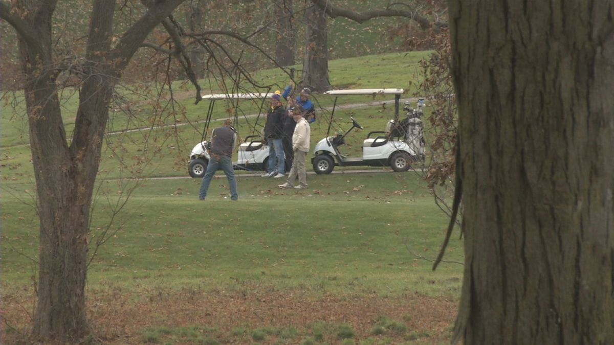 Last weekend to golf at Ellis Golf Course