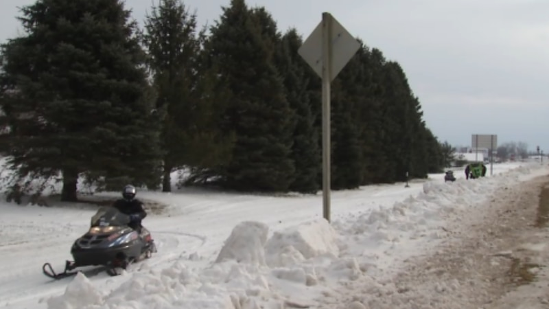 North Liberty to consider compromise instead of eliminating snowmobile routes