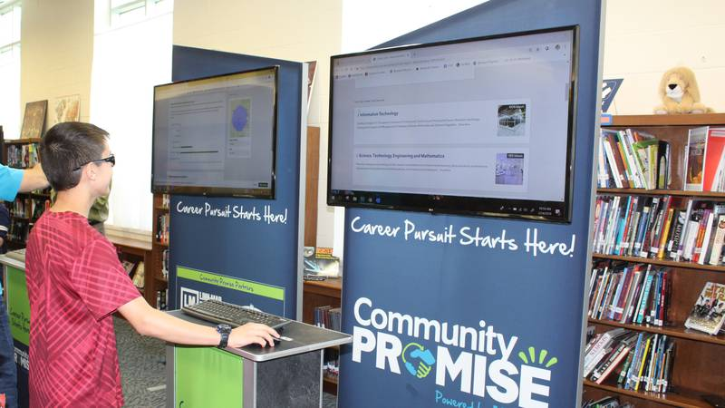 Students explore careers close to home through MEDCO's Community Promise.