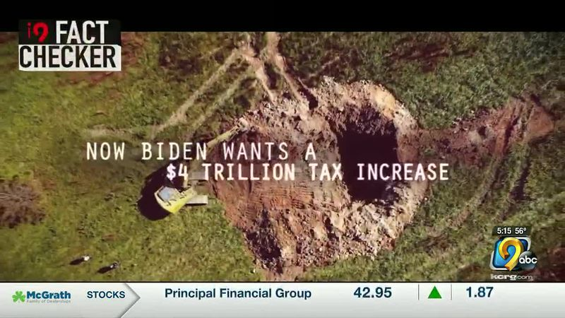 Super PAC misleads voters on Biden's positions on healthcare and climate change