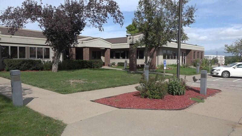 The Smith Center buildings at Four Oaks in Cedar Rapids.
