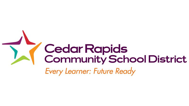 The logo for the Cedar Rapids Community School District.