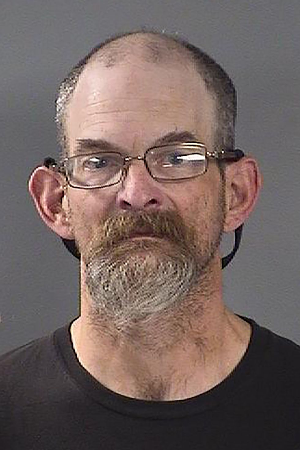 This undated photo provided by the Johnson County Sheriff's Office in Iowa City, Iowa, shows...