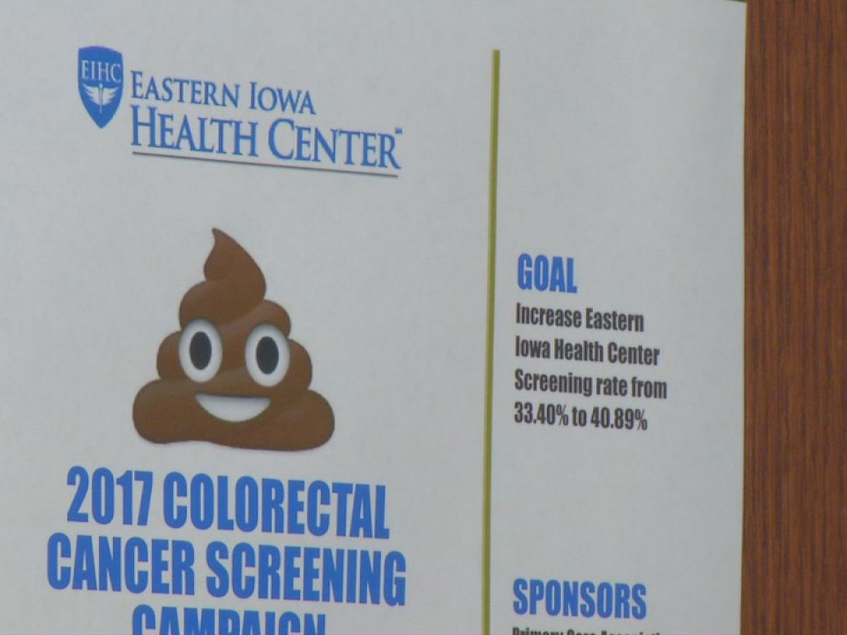 Colon Cancer Cases Are On The Rise In Iowa
