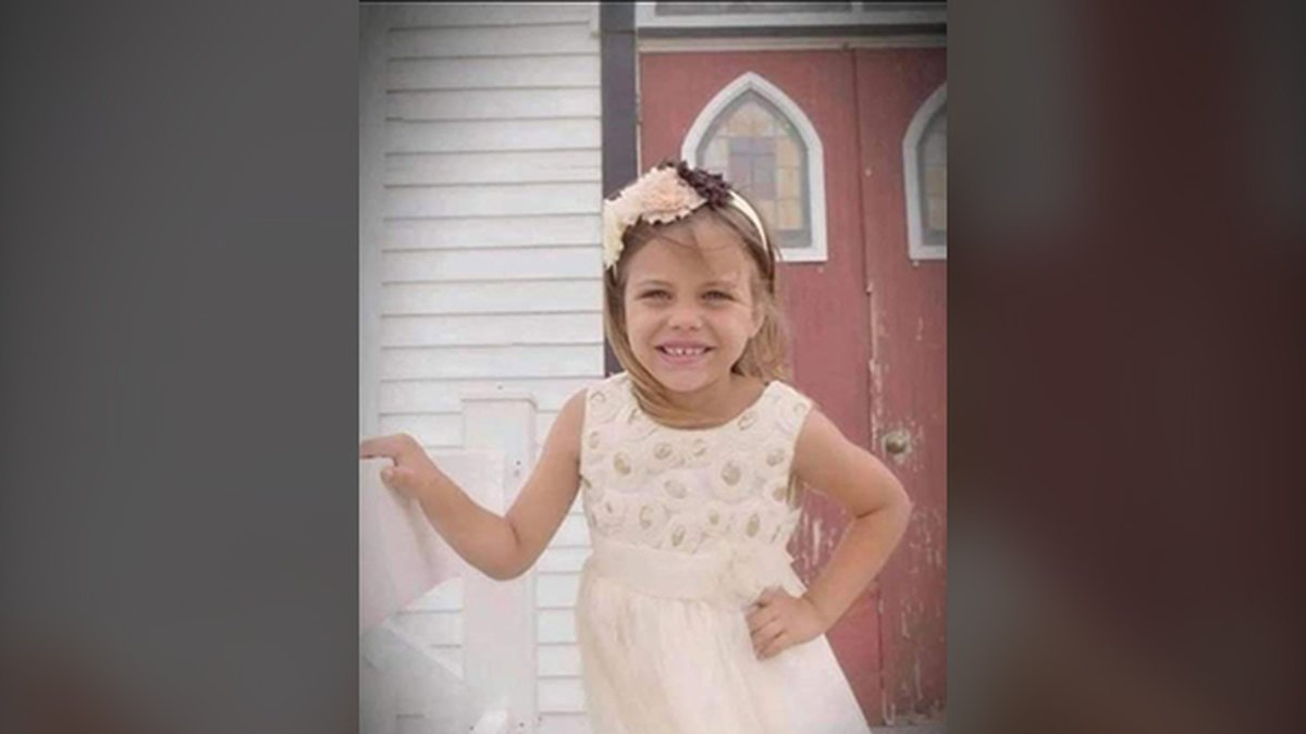 Authorities are looking for missing 6-year-old Mackenzie Godden, last seen in Denison, Iowa on...