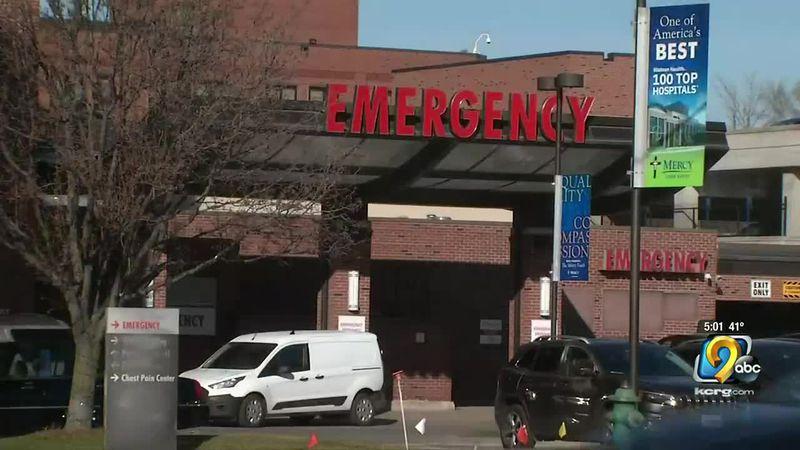 ER at Mercy Medical Center