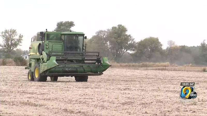 Farmers feeling impact of John Deere Strike