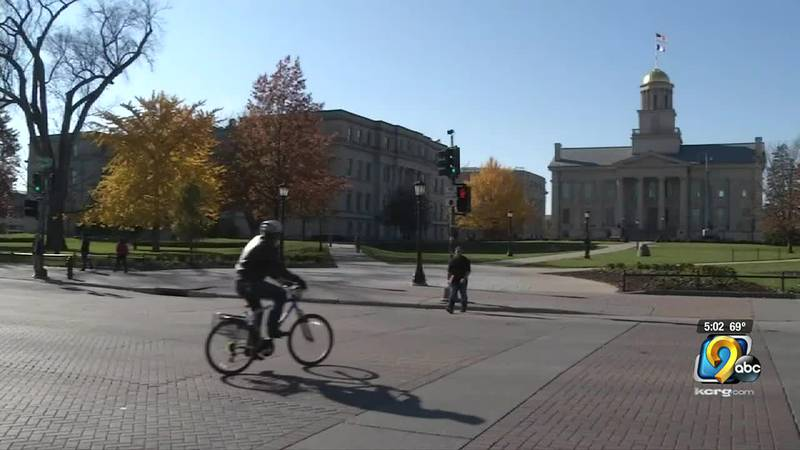 The Iowa Board of Regents will take its first vote on a plan to raise tuition at Iowa's three...