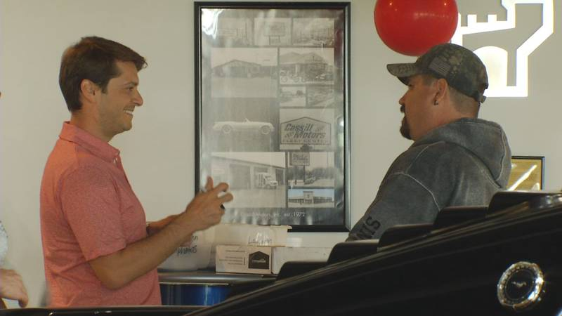 Landon Cassill, of Cedar Rapids, first hit NASCAR's top circuit 12 years ago when he was only...