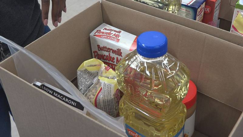 Food pantries in Eastern Iowa say they are seeing not just a need for food, but also more...
