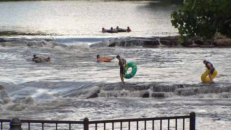 Manchester's Whitewater Park has become an attraction for years whenever the weather reaches...