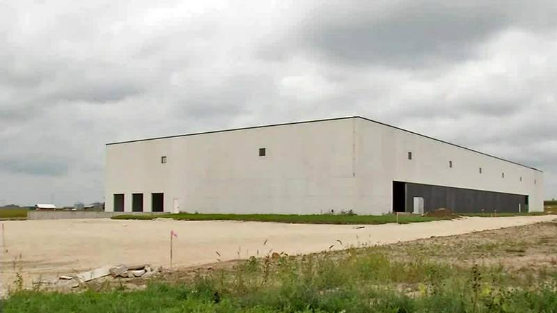 Zero Zone, a manufacturing factory from Wisconsin, is expanding into Iowa and chose Dyersville...