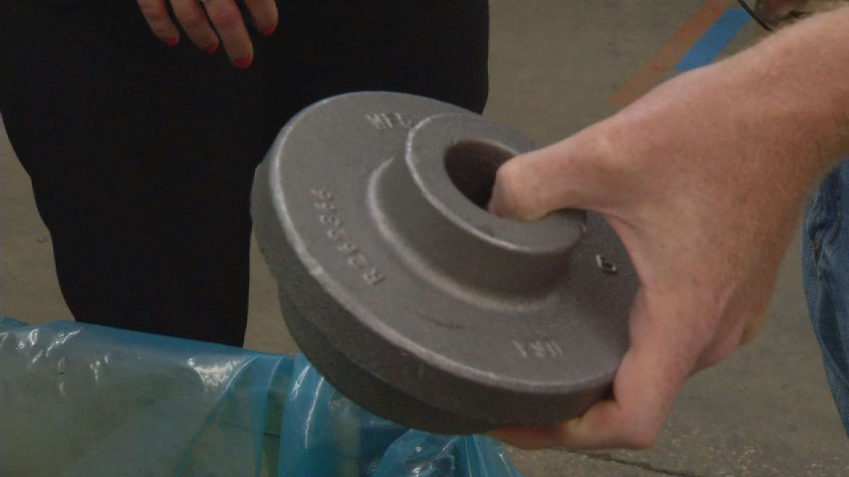 M's Machine & Manufacturing, in Monona, has about 30 employees and produces parts for ag and...