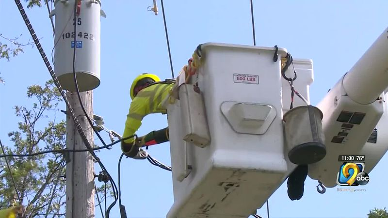 Alliant Energy says nearly 225-thousand homes and businesses once again have power following...