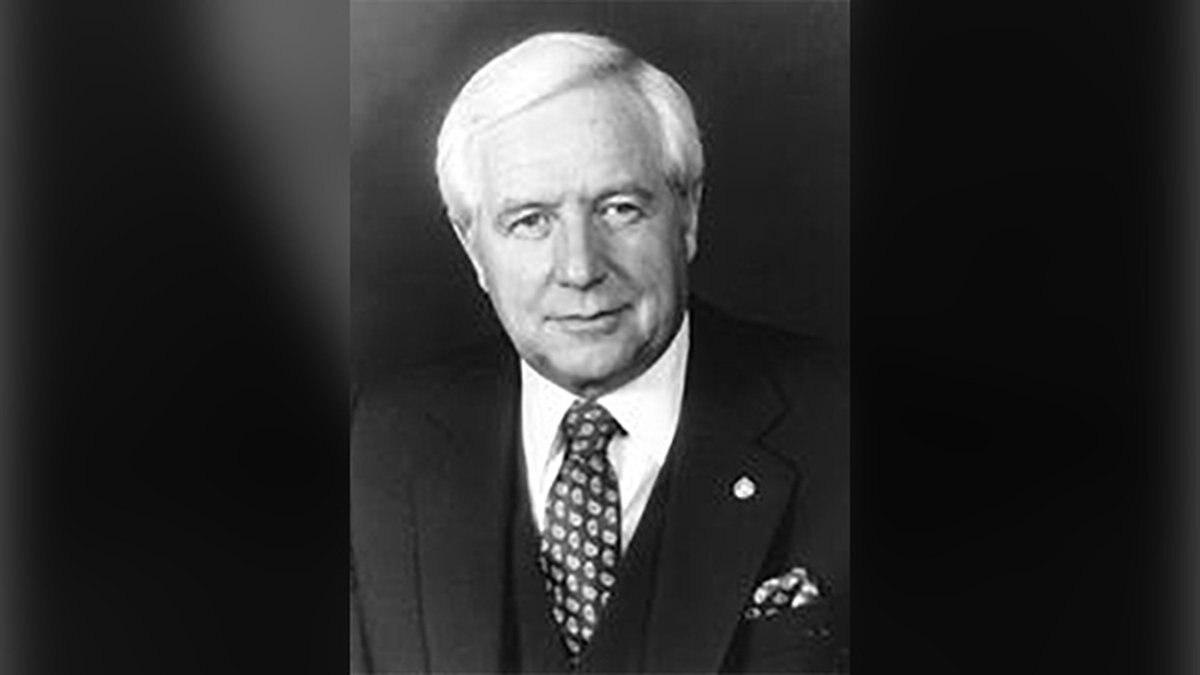 Former Sen. Roger Jepsen.
