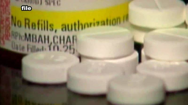 According to the DEA, counterfeit pills are made to look like legitimate pharmaceuticals, like...