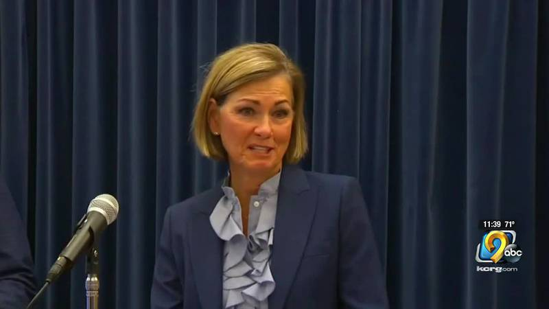 Governor Kim Reynolds responded on Wednesday to a ruling made by an Iowa District court that...