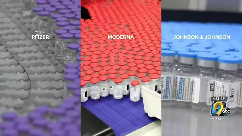 A CDC advisory panel unanimously voted in favor of Moderna and J&J's COVID-19 booster shots on...