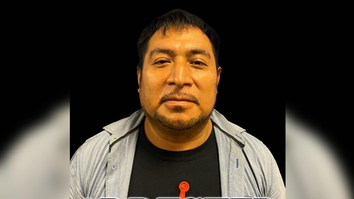 44-year-old Francisco Guzman-Pio