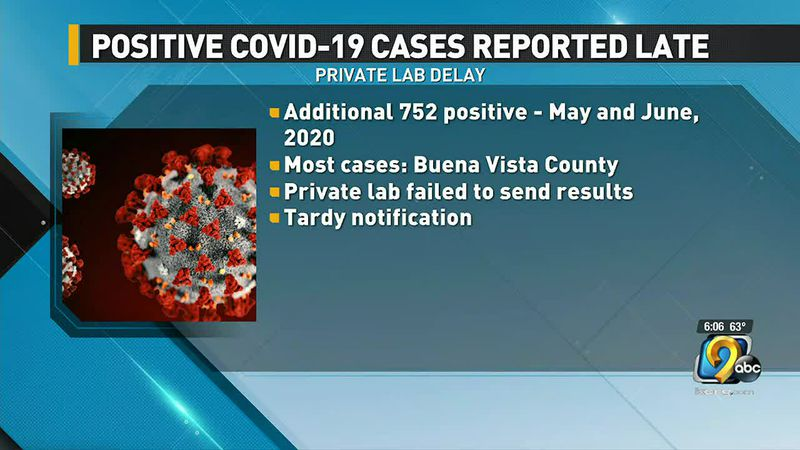 IDPH adds 752 positive coronavirus tests from spring 2020 to its online dashboard