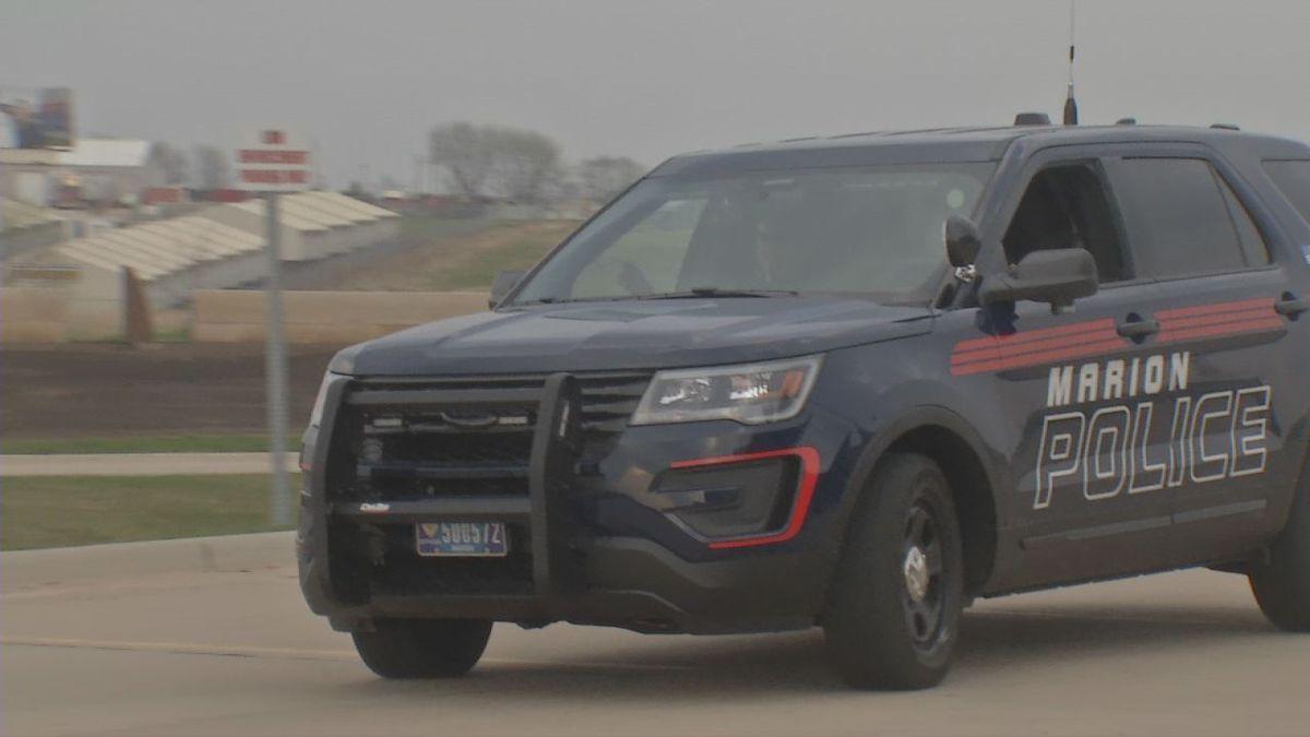 Marion, Iowa Police Department